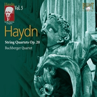 Haydn: String Quartets, Vol. 5 Op. 20