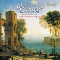 Geminiani: Cello Sonatas Op. 5