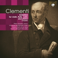 Clementi: Complete Chamber Music with Piano