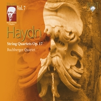 Haydn: String Quartets, Vol. 7 Op. 17