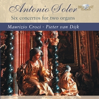 Soler: Six Concertos for Two Organs