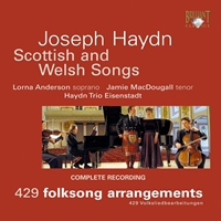 Haydn: Scottish and Welsh Songs
