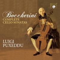 Boccherini: Complete Cello Sonatas