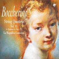 Boccherini: String Quintets, Vol. VI