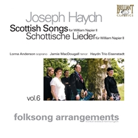 Haydn: Scottish Song Volume 6