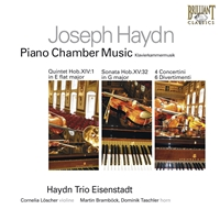 Haydn: Piano Chamber Music