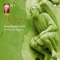 Haydn: String Quartets, Vol. 9 Op. 50