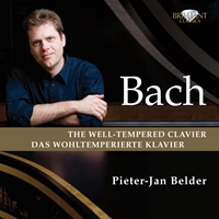 J.S. Bach: The Well-Tempered Clavier - Das Wohltemperierte Clavier