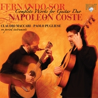 Sor & Coste: Complete Works for Guitar Duo
