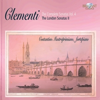 Clementi: The Complete Sonatas Vol.IV