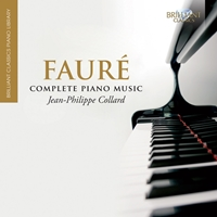 Fauré: Complete Piano Works