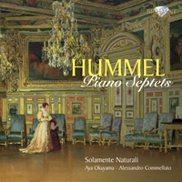 Hummel: Piano Septets