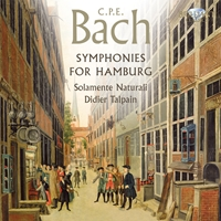 C.P.E. Bach: Symphonies for Hamburg