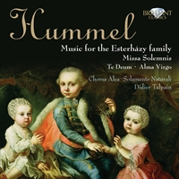 Hummel: Sacred music for the Esterházy family