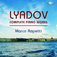 Lyadov: Complete Piano Works