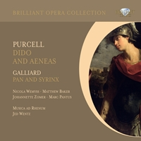 Purcell: Dido and Aeneas - Galliard: Pan and Syrinx