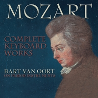 Mozart: Complete Keyboard Works (Fortepiano)