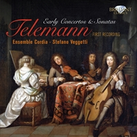 Telemann: Early Concertos & Sonatas