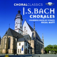 J.S. Bach: Chorales