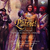 Patrie! Duets from French Romantic Operas
