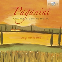 Paganini: Complete Guitar Music