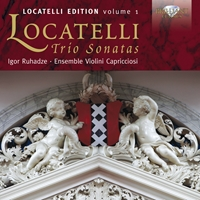 Locatelli: Trio Sonatas