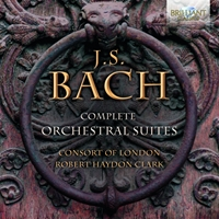 J.S. Bach: Complete Orchestral suites