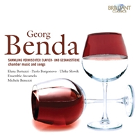 Benda: Chamber Music and Songs