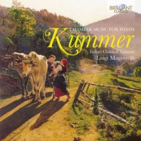 Kummer: Chamber Music for Winds