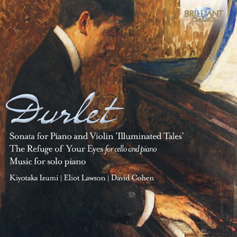 Durlet: Violin Sonata Illuminated Tales & Other Music