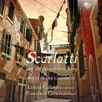 Scarlatti and the Neapolitan Song: Canzonas and Sonatas