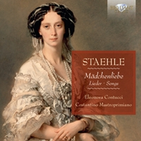 Staehle: Mädchenliebe, Songs