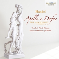 Handel: Apollo & Dafne - The Alchymist