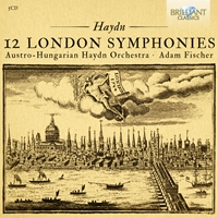 Haydn: The 12 London Symphonies