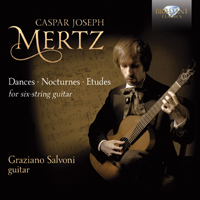 Mertz: Dances, Nocturnes and Etudes for Guitar