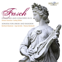 Fasch: Instrumental music
