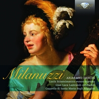 Milanuzzi: Arias and Dances