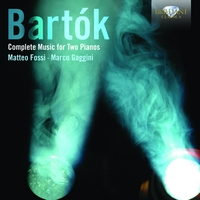 Bartok: Complete Music for 2 Pianos