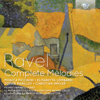Ravel: Complete Mélodies