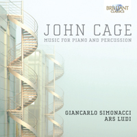 Cage: Music for Piano & Percussion