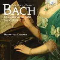 C.P.E. Bach: Chamber Music with Transverse Flute