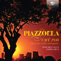 Piazzolla: Café 1930, Music for Violin and Guitar