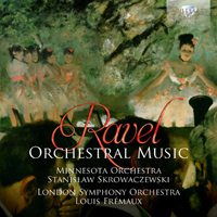 Ravel Orchestral Music