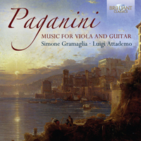 Paganini: Music for Guitar and Viola