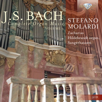 J. S. Bach Complete Organ Music vol. 3