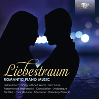 Liebestraum, Romantic Piano Music