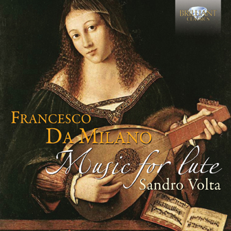 Da Milano: Music for Lute