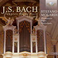 J.S. Bach: Complete Organ Music Vol.4