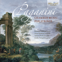 Paganini: Chamber Music for Strings