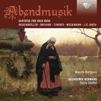 Abendmusik: Cantatas for Solo Bass